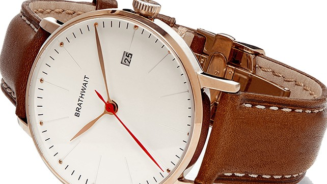 strap watches for men